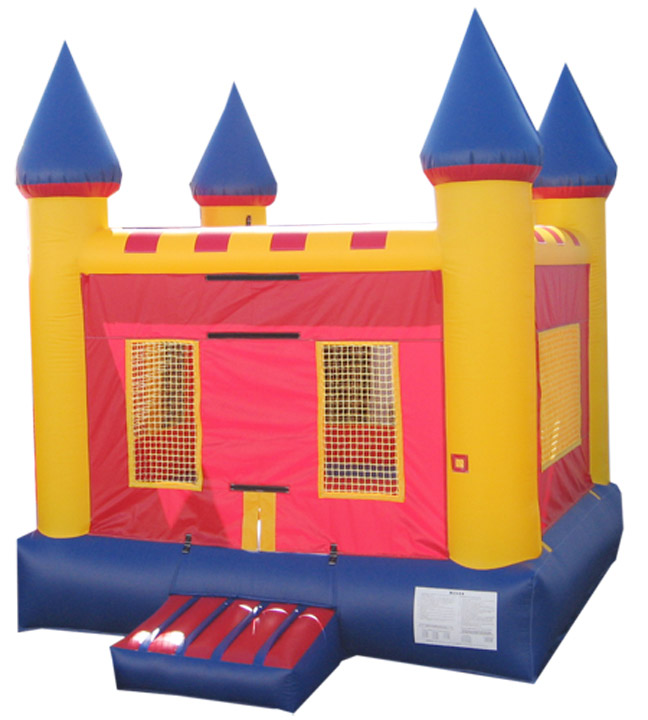 Castle Jump House 1 (USED)