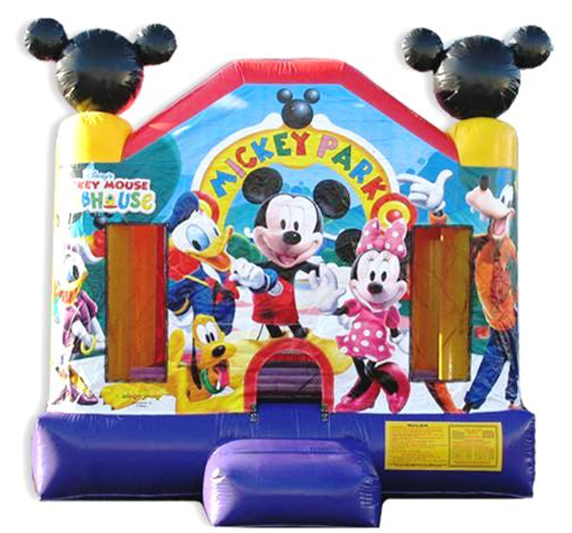 Mickey Mouse Jumper ClubHouse (02-LP-001)