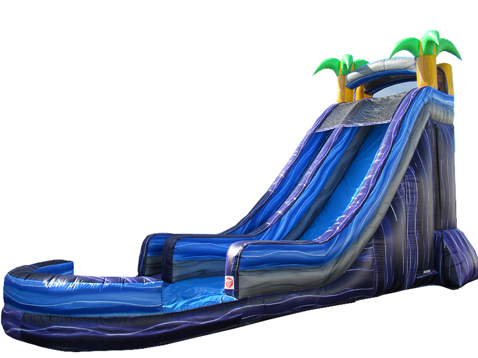 22' Tropical Water Slide (WS80012) NEW!