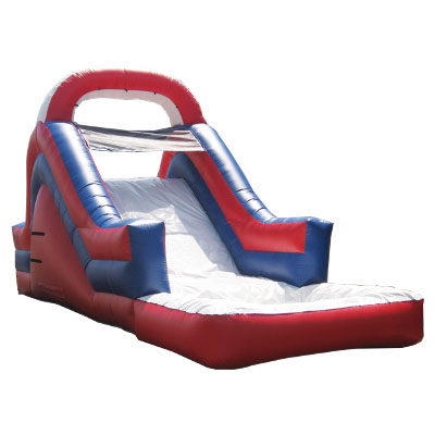 BACK LOAD INFLATABLE WATER SLIDE (604USED)
