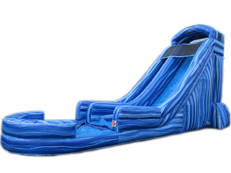 24' Blue Marble Water Slide (WS80022-24)