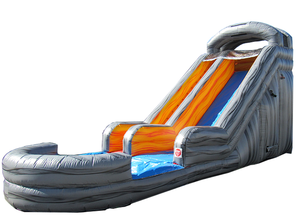 18' Volcano Water Slide (80033-W) NEW!