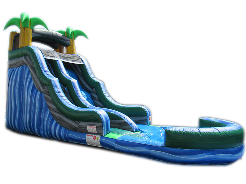 18' Blue Wave Water Slide (WS80614-18) NEW!