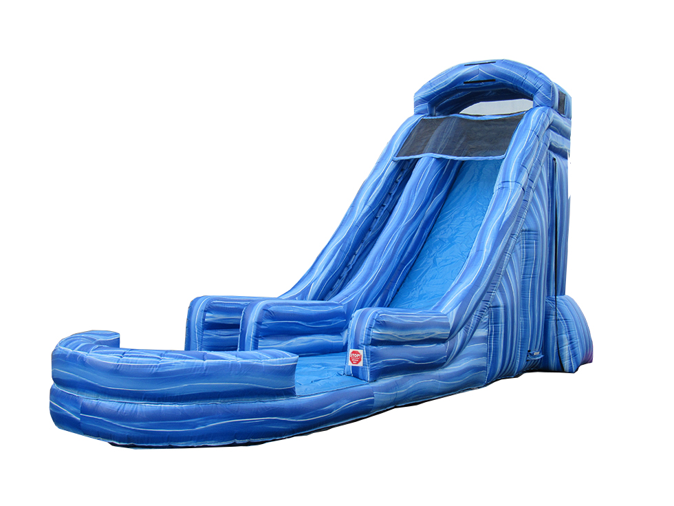 22' Blue Marble Water Slide (WS80022) NEW!