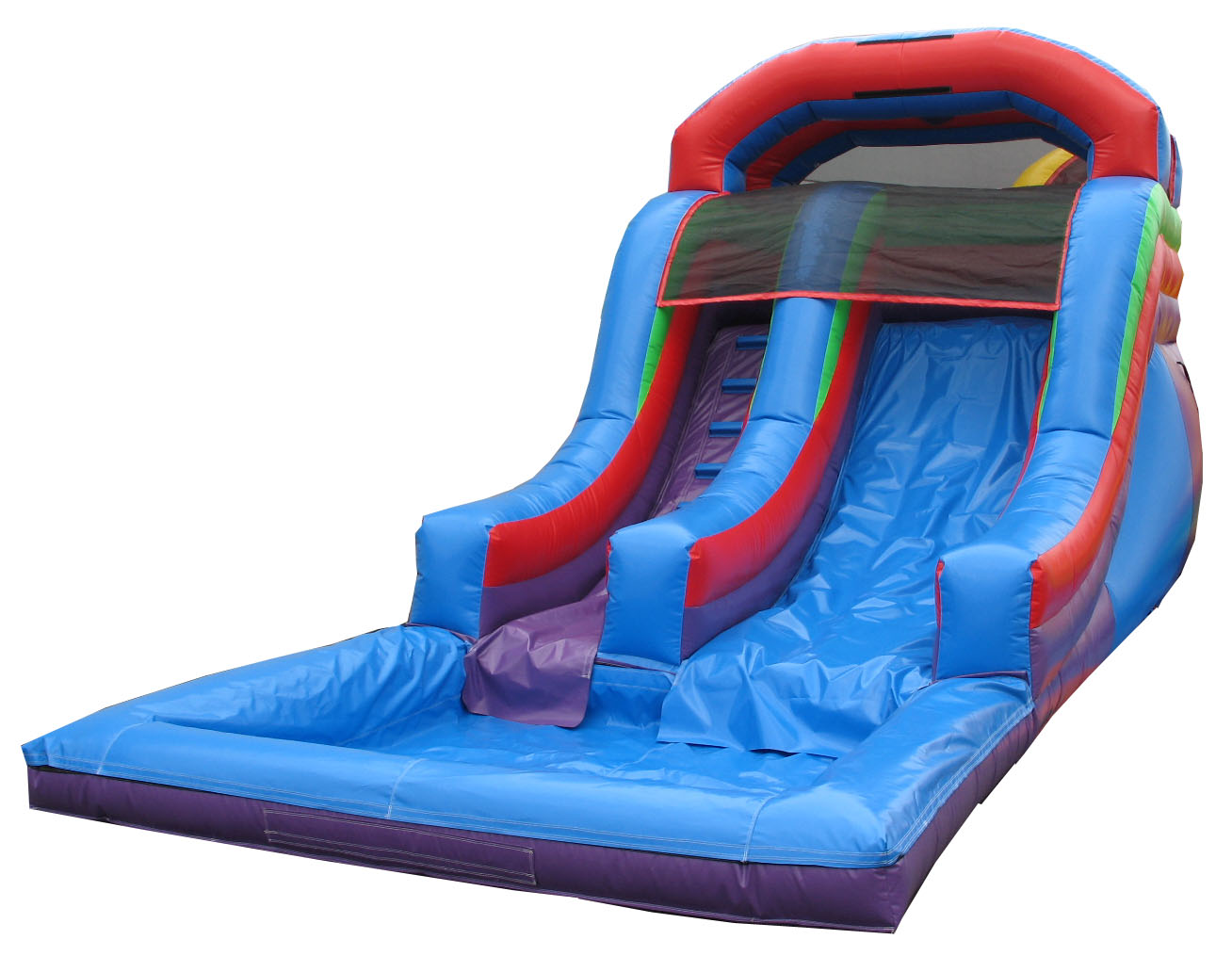 "14"" Inflatable Water Slide (607-W)"