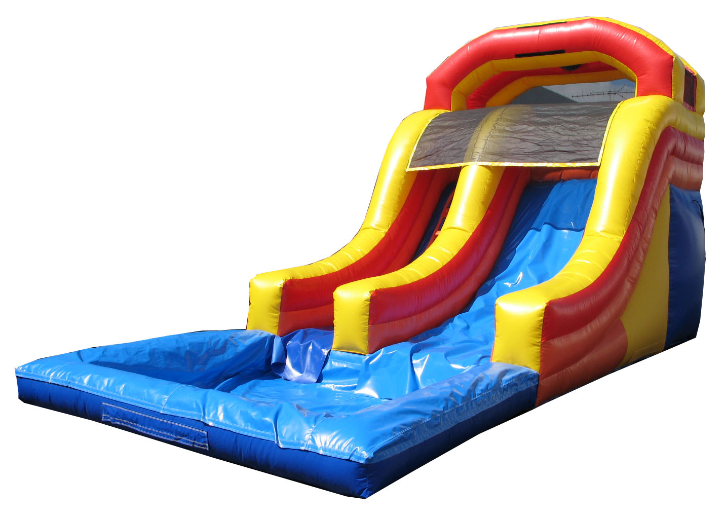 "14"" Inflatable Water Slide (605-W)"