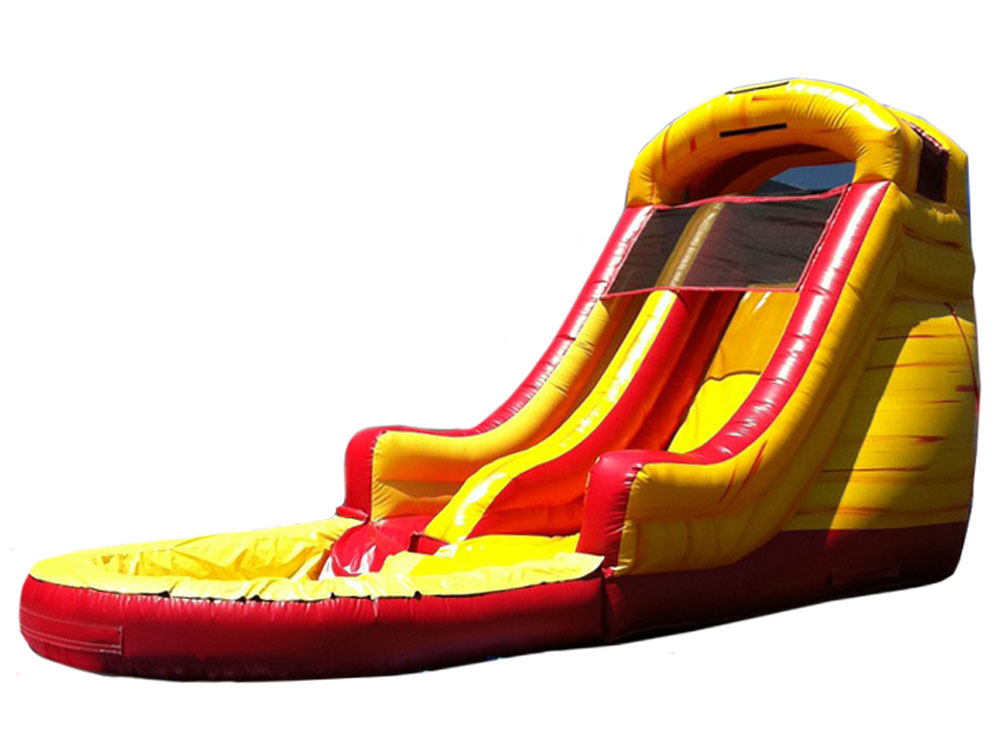 Yellow Marble Water Slide 80029 (Used)