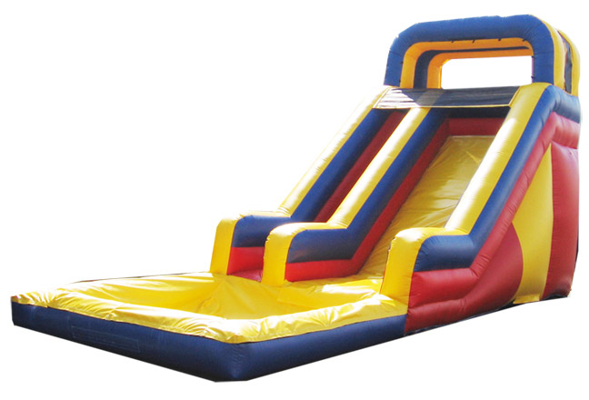 Single Lane Deluxe Water Slide (611)
