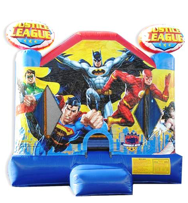 Justice League Jump (07-LP-004)