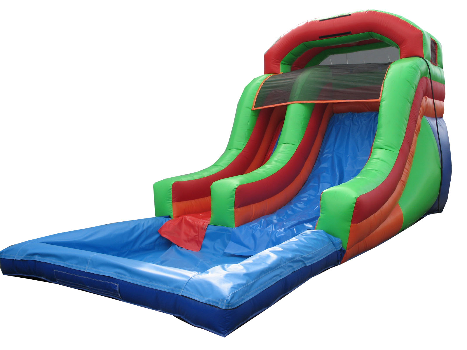 "14"" Inflatable Water Slide (608-W)"