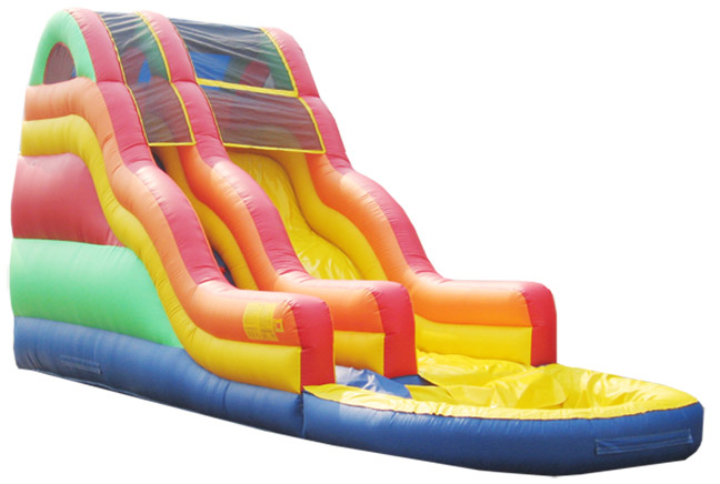 Single Lane Deluxe Water Slide (601-16)