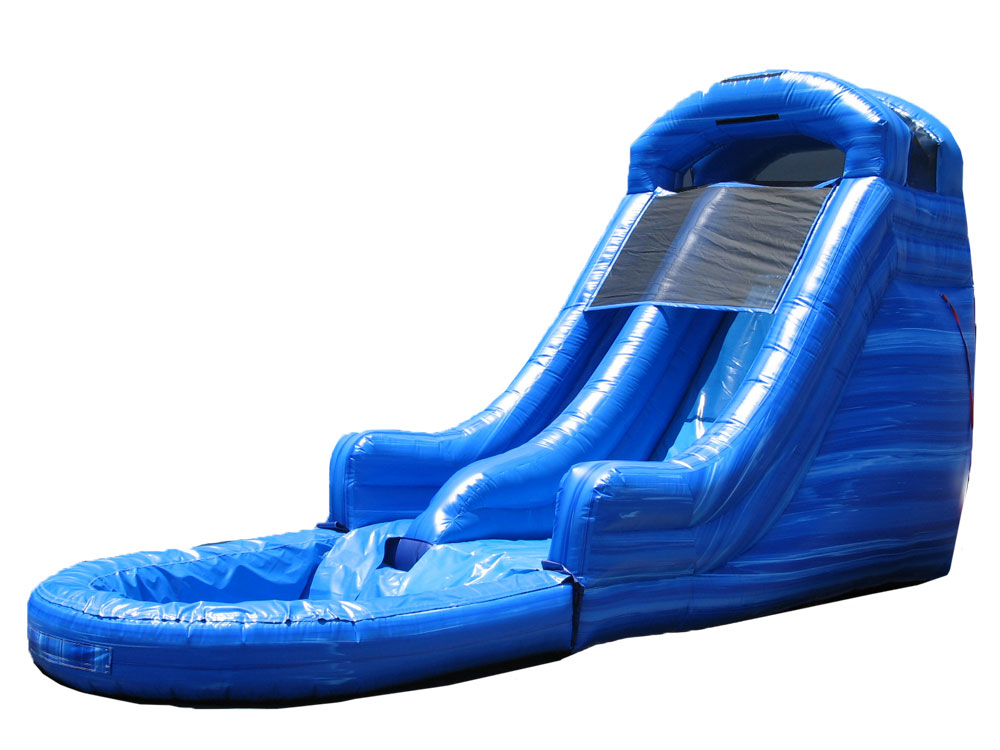 Blue Magic Water Slide (80025-w)